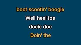 PR9905 04 05 Brooks & Dunn Boot Scootin' Boogie