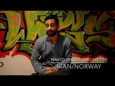My HipHop journey to Palestine. By Navid Rezvani aka Bboy Spaghetti