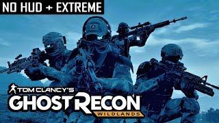 FUTURE SOLDIER MISSION 1 | NO HUD + EXTREME (Ghost Recon Wildlands)