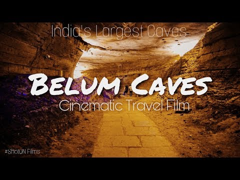 Belum Caves - Longest caves in India | Andhra Pradesh Tourism | Incredible India | India Tourism