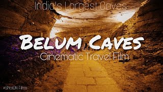 Belum Caves - Longest caves in India | Andhra Pradesh Tourism | Incredible India | India Tourism