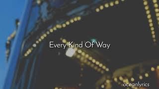 Gambar cover H.E.R • Every Kind Of Way • (audio 3d y letra en inglés)