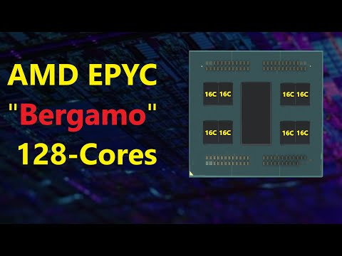 AMD EPYC Bergamo: Is this the 128-Core Zen 4 for crushing ARM competition?