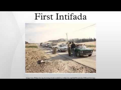First Intifada
