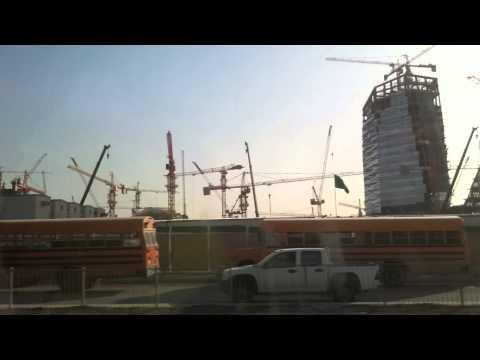 A City of Cranes
