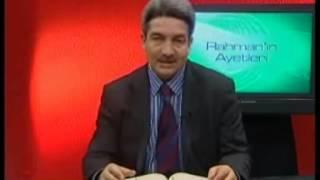 Fatır Suresi Kuran Tefsiri 9-14 Ayetler Prof.Dr. Şadi Eren