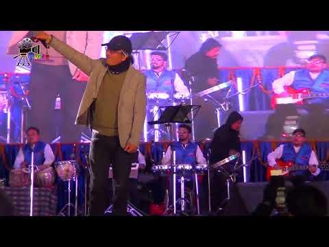 SURESH KUMAR  PERFORMING Live at Gangtok || SIKKIM RED PANDA WINTER CARNIVAL 2018 ...
