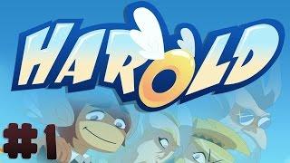 Harold - Walkthrough - Part 1 - Harold Instruction (PC HD) [1080p]