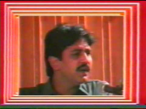 SHAFIQ ASIF OPENING CEREMONY OF afzal chohan,s boo...