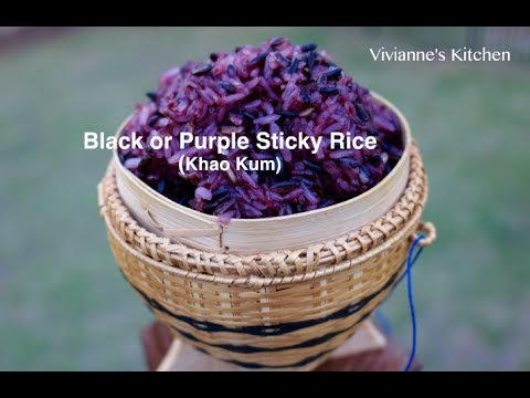 How To Cook A Black Rice
