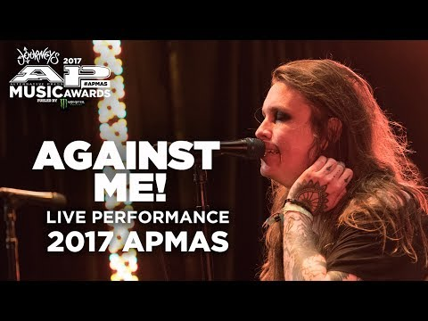 APMAs 2017 Performance: AGAINST ME! with special guest MINA CAPUTO