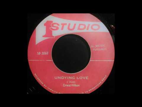 ERNEST WILSON - Undying Love [1968]