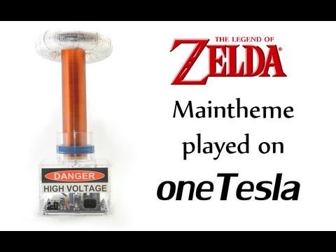 oneTesla - Zelda theme
