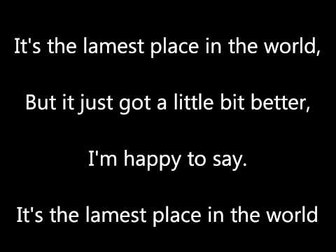 The Lamest Place In The World from 13: the Musical Karaoke/ Instrumental