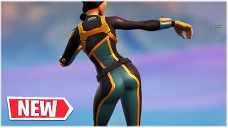 "*NEW* CUTE ""BOLT"" SKIN SHOWCASED /w 69 DANCE EMOTES 😍❤️ Fortnite"