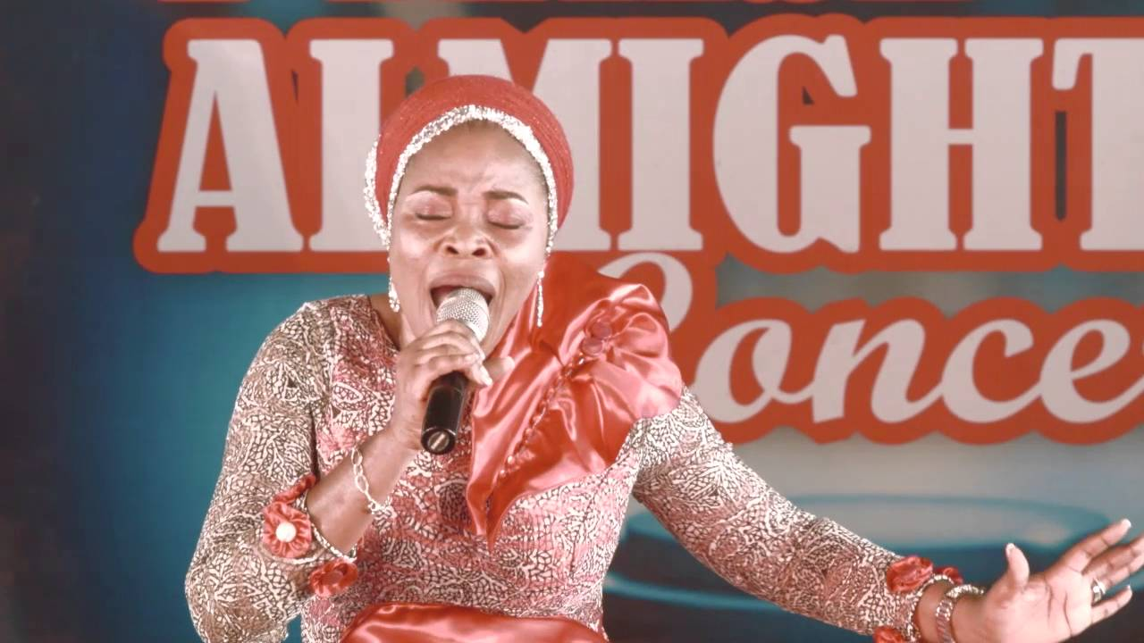 Download TOPE ALABI @ PRAISE THE ALMIGHTY CONCERT 2015