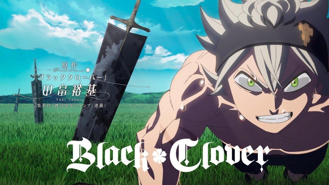 Download Black Clover Openings 1-12