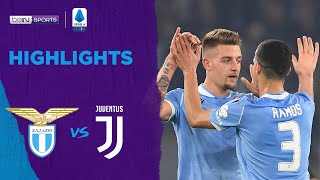 Lazio 3 1 Juventus Serie A 19 20 Match Highlights