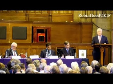 Bruges group Q&A with Jacob Rees Mogg