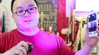 Elephone REXSO Explorer Dual 4K Action Camera VS DSLR - Indoor Review and Testing