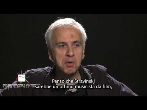 Bruno Coulais al CSCLAB - La musica classica nei film