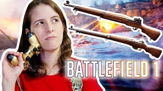 BATTLEFIELD 1: AS NOVAS SNIPERS 🎯 (PS4 PRO)