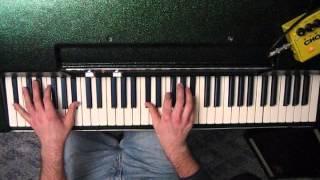 Supertamp   Goodbye Stranger piano lesson tutorial walkthrough