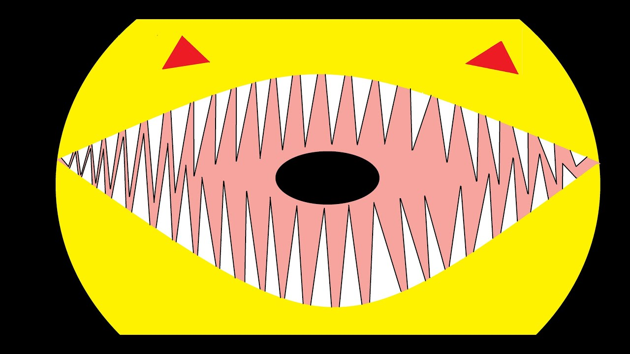 PACMAN 1980 Eat Ghost Sound Effects