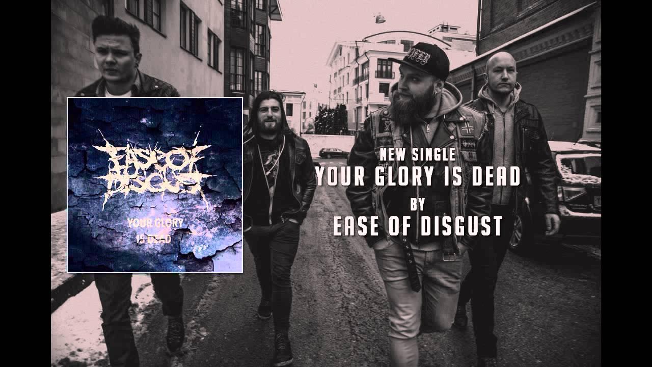 disgust dead: