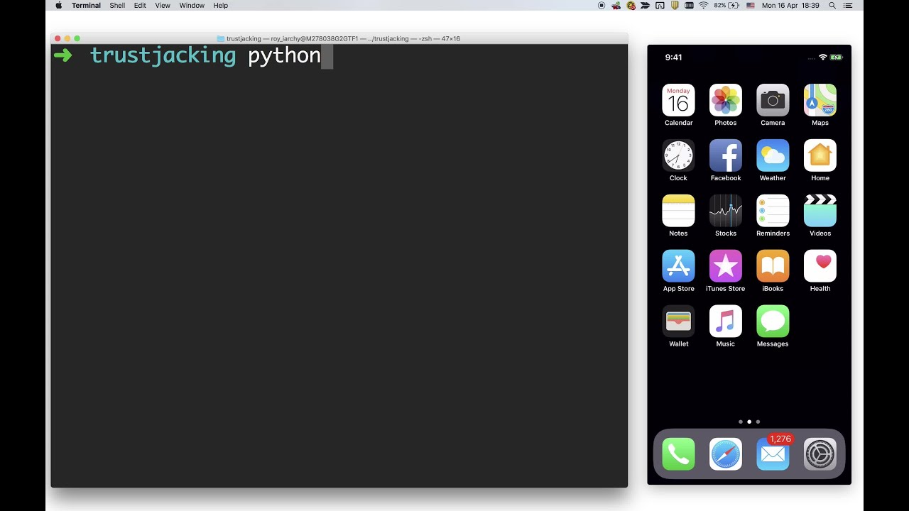 iOS Trustjacking – A Dangerous New iOS Vulnerability   Symantec Blogs