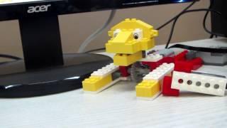 ЛЕГО Робототехника для детей / Крокодил, Лев, Самолет / LEGO WeDo 2.0