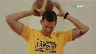 «Личный тренер». Всеволод Фадейкин