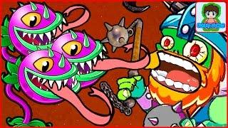 Игра Зомби против Растений  Герои от Фаника Plants vs zombies Heroes 17