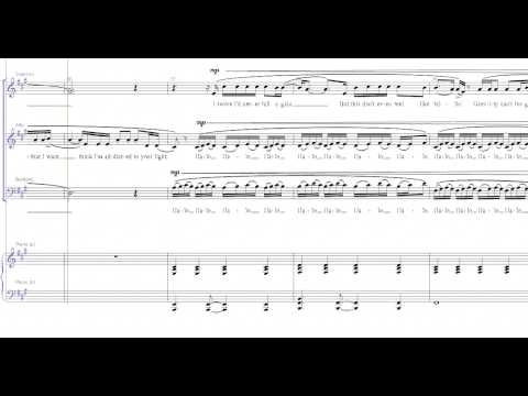 """Halo"" Choral Arrangement"