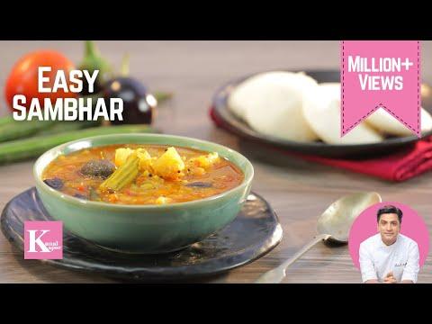 Sambhar | Kunal Kapur | The K Kitchen
