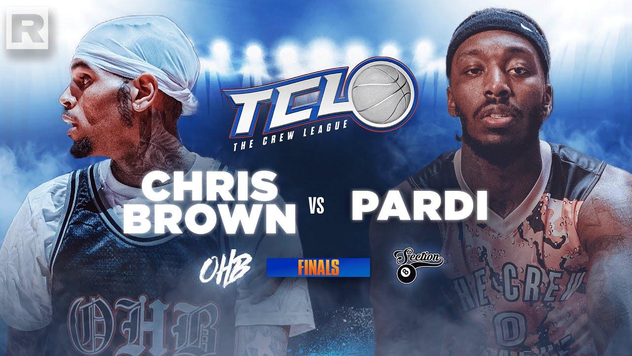 Download Chris Brown vs. Pardison Fontaine (Finals) | The Crew League Season 2 (Episode 7)