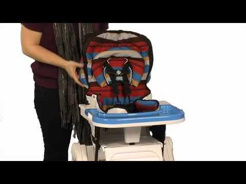 Chaise Haute Hype De Luxe Safety 1st Lux