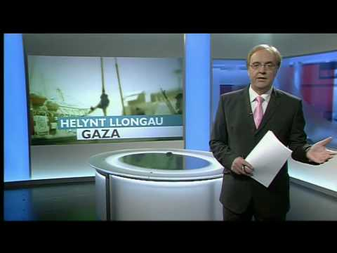 Newyddion BBC ar S4C