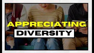 SEL Video Lesson of the Week (week 12) - Appreciating Diversity