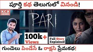 PARI Hindi Movie Full Story Explained In Telugu | Anushka Sharma | Kadile Chitrala Kaburlu