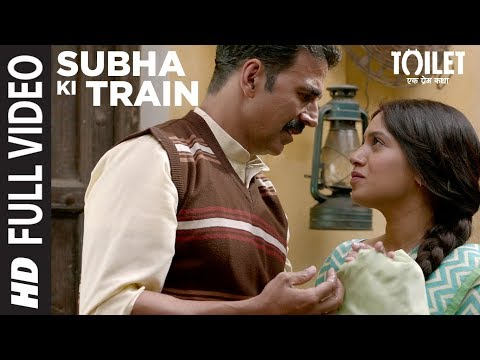 Subha Ki Train Song Lyrics From Toilet: Ek Prem Katha