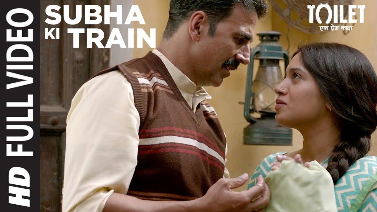 Subha Ki Train Full Video Song | Akshay Kumar, Bhumi Pednekar | Sachet | ParamparaT-Series #1