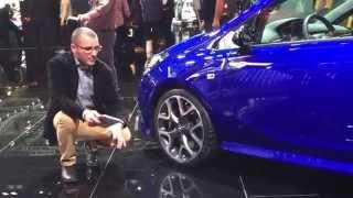 """Новый Opel Corsa Opc: 207 """"Лошадок"""" Прыти"""
