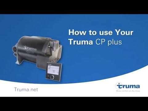 truma cp plus instructions