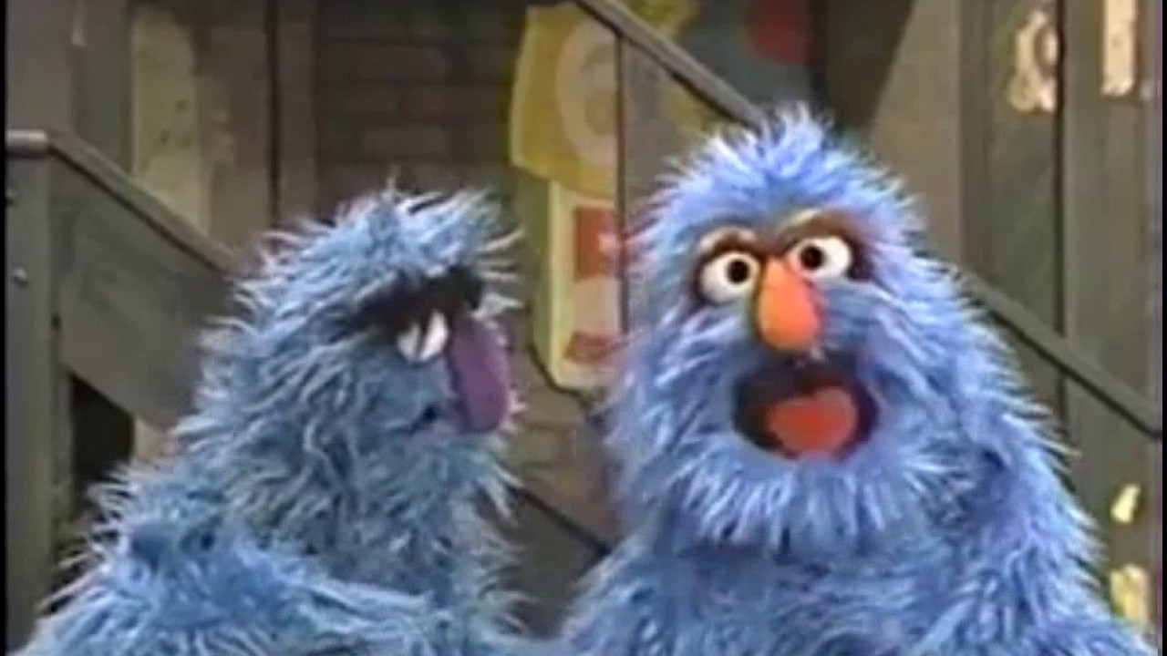 Classic Sesame Street Quot Herry S Family Song Quot With Intro