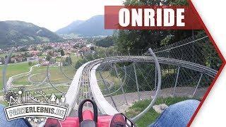 ► chiemgau coaster: neue sommerrodelbahn 2018 in ruhpolding► alles rund um fahrgeschäfte auf http://www.parkerlebnis.deder coaster ist die attr...