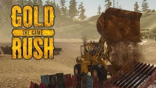 Digging Up Heaps of Gold! - Gold Rush Gameplay - Gold Rush The Game