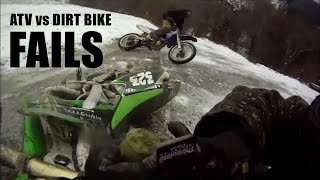 2014 ATV and Dirtbike Fail Compilation
