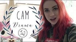 GRWM ||Cam Girl Drama|| Lana Rain & Stormy