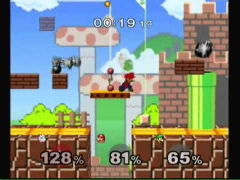 Super Smash Bros 2 (Melee) Event Matches (ALL 51 Events in One Video!)